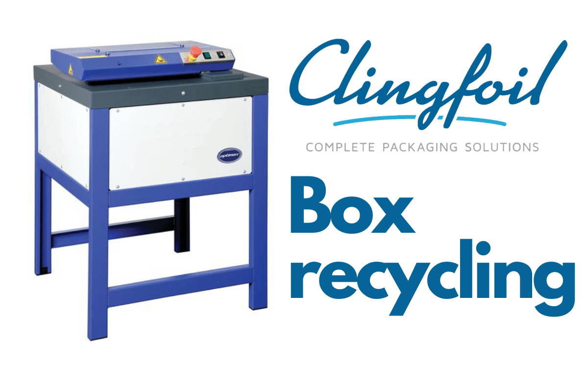 Box Shredding – Recycle your waste