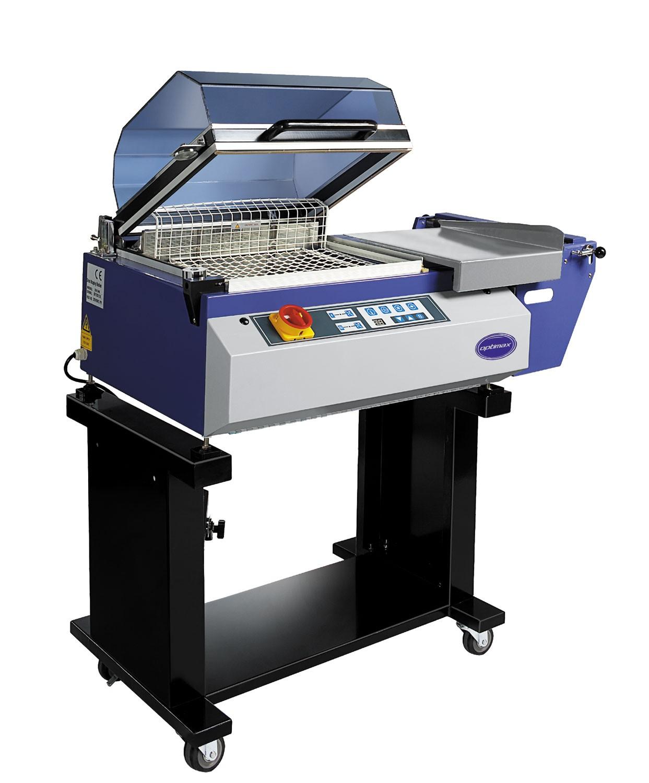 Optimax 400mm Heat Shrink Chamber