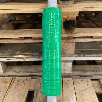 Green2 ColouredWrap Clingfoil