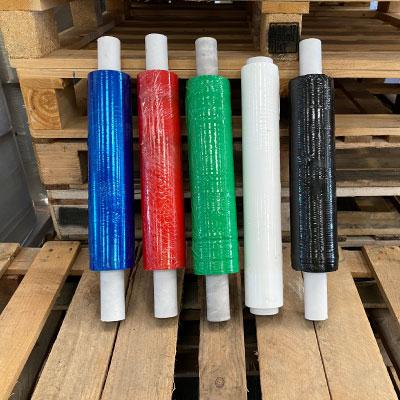 Multiple ColouredWrap Clingfoil