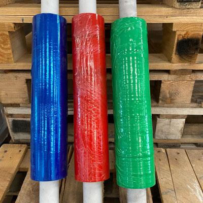 Multiple2 ColouredWrap Clingfoil