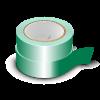 Evergreen Adhesive tape