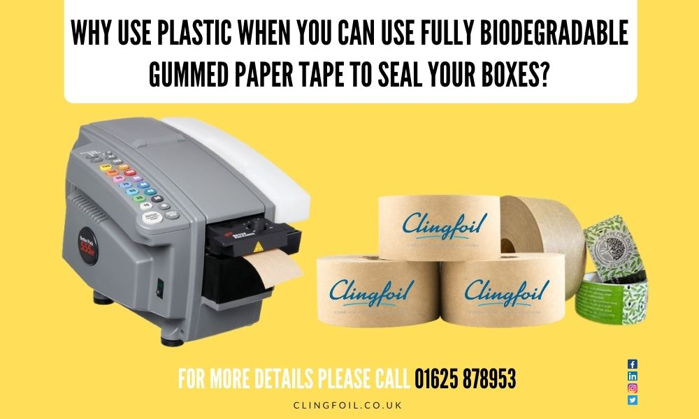 Self-adhesive Paper Tape