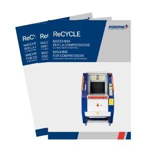 Robopack recycle brochure