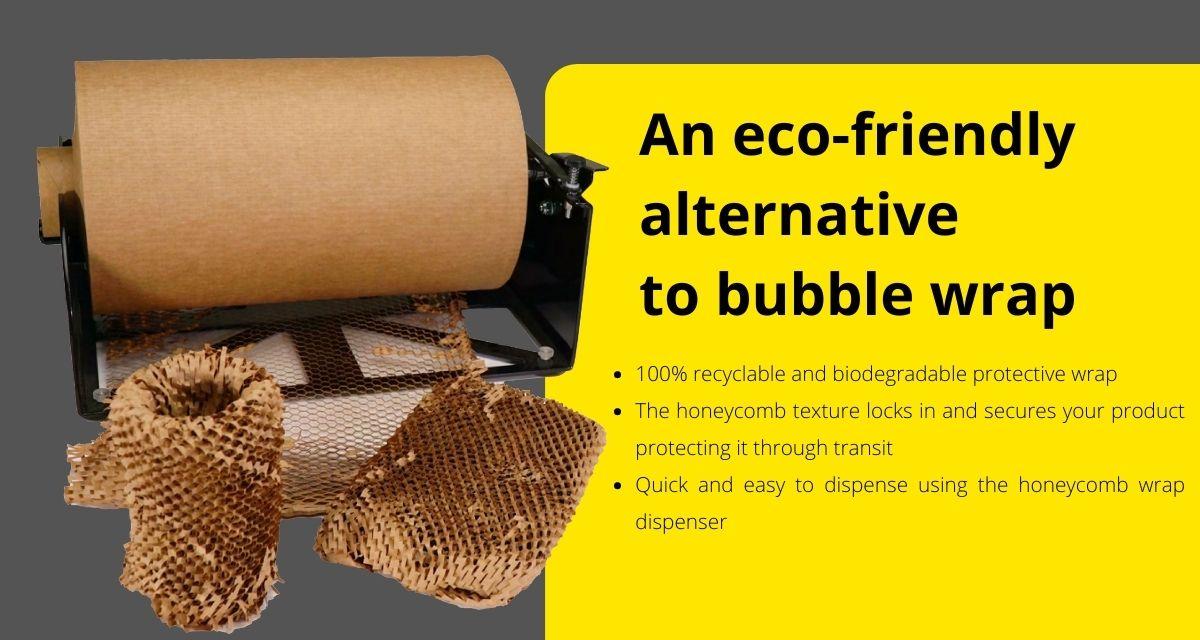Activawrap – Discover an environmentally friendly alternative to bubble wrap